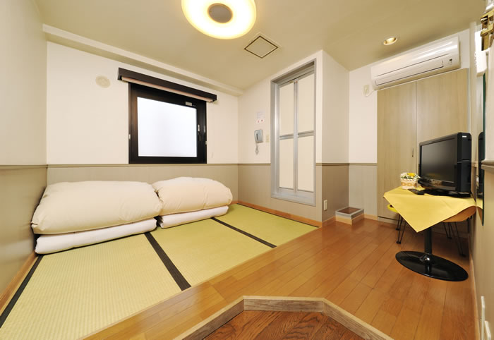 Japanese Style Twin Room